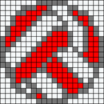 Alpha pattern #11004 variation #69801