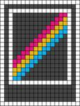 Alpha pattern #46699 variation #69977