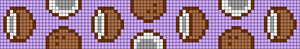 Alpha pattern #45615 variation #70011