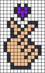 Alpha pattern #26640 variation #70056