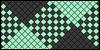 Normal pattern #1021 variation #70062