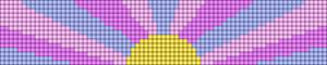 Alpha pattern #46660 variation #70065