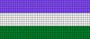 Alpha pattern #9033 variation #70099