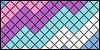 Normal pattern #25381 variation #70113