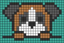 Alpha pattern #40273 variation #70154