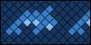 Normal pattern #46468 variation #70223