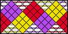 Normal pattern #14709 variation #70459