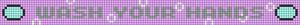 Alpha pattern #46530 variation #70518
