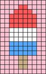 Alpha pattern #46715 variation #70587