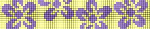 Alpha pattern #4847 variation #70588