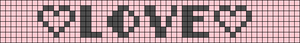 Alpha pattern #1260 variation #70590
