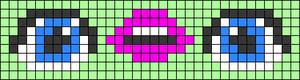 Alpha pattern #46722 variation #70625