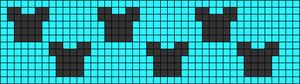 Alpha pattern #46440 variation #70690