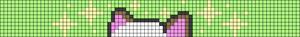 Alpha pattern #38016 variation #70720