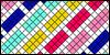 Normal pattern #23007 variation #70807