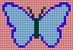 Alpha pattern #46939 variation #70826