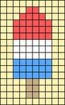 Alpha pattern #46715 variation #70921