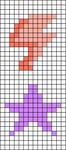 Alpha pattern #46309 variation #70956