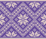 Alpha pattern #46631 variation #70959