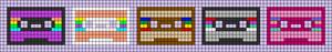 Alpha pattern #46817 variation #71018