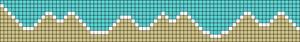 Alpha pattern #46733 variation #71020