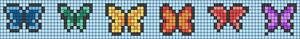 Alpha pattern #25121 variation #71063