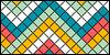 Normal pattern #40449 variation #71085
