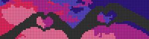 Alpha pattern #18042 variation #71107