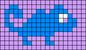 Alpha pattern #21683 variation #71126