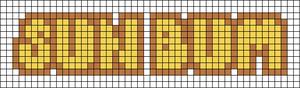Alpha pattern #46952 variation #71128