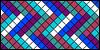 Normal pattern #30284 variation #71174