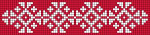 Alpha pattern #26244 variation #71243
