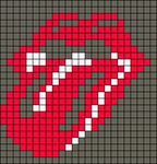 Alpha pattern #26650 variation #71257