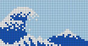Alpha pattern #46932 variation #71305