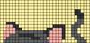 Alpha pattern #34270 variation #71306