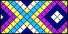 Normal pattern #47008 variation #71366