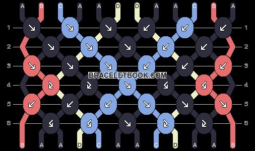 Normal pattern #18 variation #71606 pattern