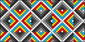 Normal pattern #43466 variation #71607