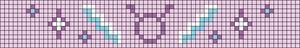 Alpha pattern #39119 variation #71615