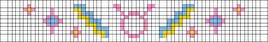 Alpha pattern #39119 variation #71616