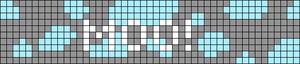 Alpha pattern #46774 variation #71677