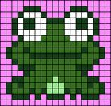 Alpha pattern #42093 variation #71762