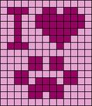 Alpha pattern #4183 variation #71842