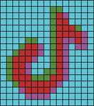 Alpha pattern #31927 variation #71918
