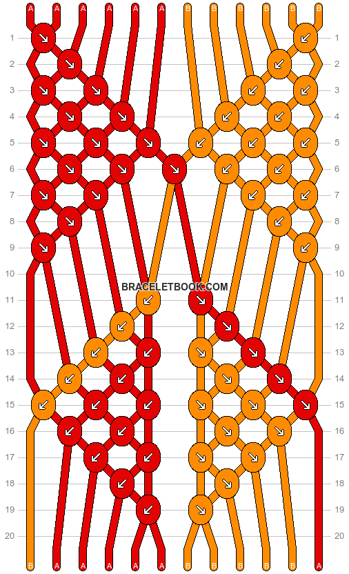 Normal pattern #31180 variation #72111 pattern