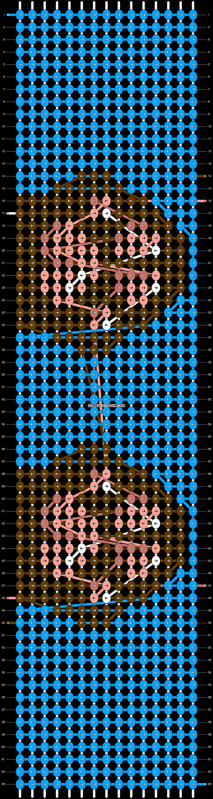 Alpha pattern #47135 variation #72113 pattern