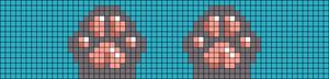 Alpha pattern #47135 variation #72130
