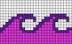 Alpha pattern #28734 variation #72132