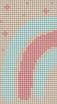 Alpha pattern #45380 variation #72300