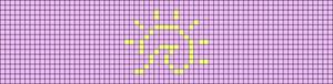 Alpha pattern #45306 variation #72452